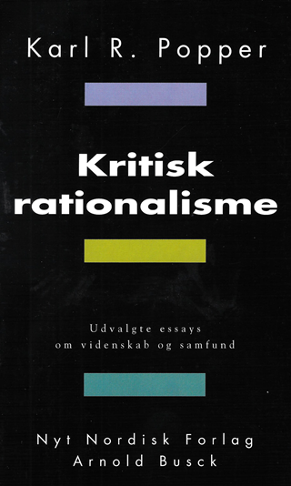 Kritisk rationalisme