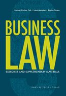 Business Law - exercises and supplementary materials