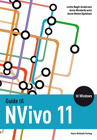 Guide til NVivo 11 til Windows (i-bog)