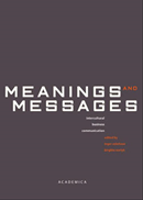 Meanings and Messages