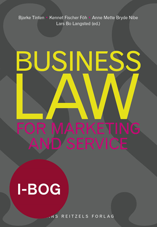 Business Law - for Marketing and Service (i-bog)