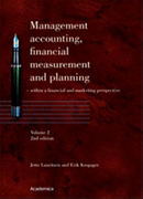Management Accounting, Financial Measurement and Planning - volume 2